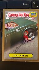 Garbage Pail Kids 2015 Series 2 30th 6b Flat Tyler GOLD Zoom-Out NM-Mint