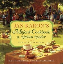 A Mitford Novel: Jan Karon's Mitford Cookbook and Kitchen Reader Brand New!