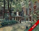 GROCERS HALL LONDON OLD ENGLAND ENGLISH BRITISH ART REAL CANVAS PAINTING PRINT