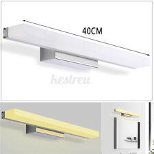40CM 7W LED Bathroom Mirror Light Cabinet Make-up Mirror Light Wall