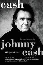 (Good)-Cash: The Autobiography (Paperback)-Cash, Johnny-0060727535