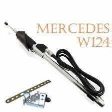 MERCEDES W124 Kotflügel Antenne Teleskopantenne DIN-Stecker Fahrzeugantennen MB