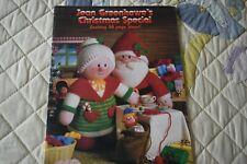 Jean Greenhowe christmas knitting book