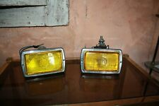 Phares anti brouillard MARCHAL 850 852 859 fog lamps Made In France
