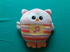Fisher-Price Soothe & Glow Owl - Pink