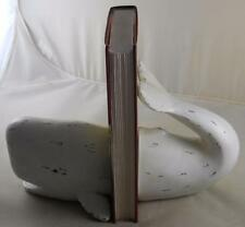 Sperm Whale Bookends Whaling Bookends Whales Fishermen Nautical Decor Books