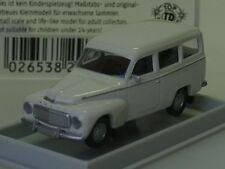 Brekina Volvo Duett Kombi, weiss - 29324 - 1:87