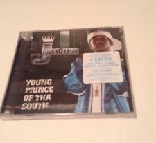Young Prince of tha South  by J Xavier CD 2006 Music World Entertainment - MV1