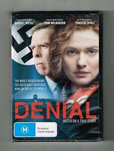 Denial Dvd - Brand New & Sealed