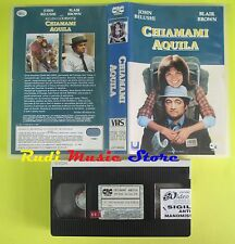 film VHS CHIAMAMI AQUILA 1988 john belushi blair brown CIC UVT60054 (F45) no dvd