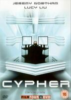Cypher  (2 Disc Edition) [DVD] [2003], , Very Good, DVD