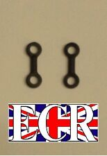 MJX T23 T40C F39 RC HELICOPTER PARTS & SPARES PAIR OF SHORT CONNECT  BUCKLE