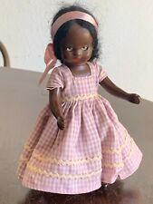 "NASB DOLL 5 1/2"" ALL PLASTIC FULLY JOINTED , TOPSY"