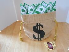 money drawing prosperity spell bag design of bag makes it easy to focus intent