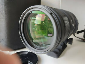 Sigma Lens ZOOM  f/ 4,5-5,6 120-400 mm  HSM APO DG OS for Canon EF