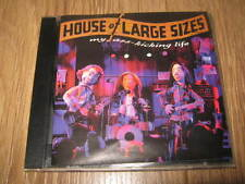 HOUSE OF LARGE SIZES - MY ASS-KICKING LIFE - (CD ALBUM 1994) - EXCELLENT