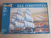 TOP!!! REVELL 5472 U.S.S. Constitution 1:146 in OVP!!!