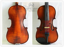 "NEW,13"" Size Viola,Old Spruce,Prelude Strings+ Bow+ Case+ Rosin, Ready to Play!"