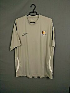 West Ham United Jersey XXL Training Shirt Mens Trikot Camiseta Gray Reebok ig93