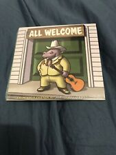 ALL WELCOME - FROM YOUR FRIENDS AT HIP-O RECORDS- (CD)- PROMO- NEW/SEALED