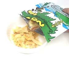3 PCS.COCONUT CHIP THAI FRUITS REAL NATURAL FLAVOR NEW FREEZE DRIED SNACK SAMUI