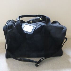SHERPA'S PET TRADING COMPANY TRAVEL PET CARRIER BLACK NWT