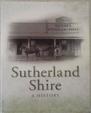 Sutherland Shire A History  Paul Ashton Jennifer Cornwall