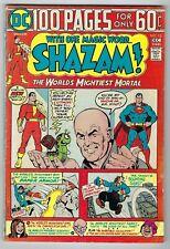 Shazam #15 DC Comics 1974.