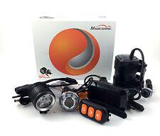 MagicShine MJ872 1600 Lumen LED Bike Light & MJ818 Tail Light - Remote Control