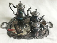 Gorham (and other) vintage tee & coffee set