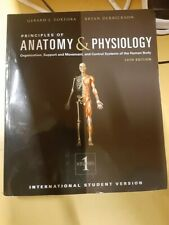 Principles of Anatomy and Physiology by Derrickson, Bryan H. Paperback Book The