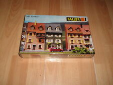 RELIEF HOUSES BY FALLER HO 130432 MADE IN GERMANY NEW FACTORY SEALED