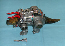original G1 Transformers dinobot SLAG WITH GUN