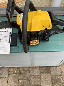 Mcculloch 335 34cm Petrol Chain Saw