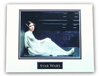STAR WARS PRINCESS LEIA MATTED LICENSED 8X10 PHOTO FOR FRAME 11X14 A NEW HOPE