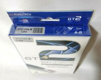 Furutech high-end USB A type connector B type connector 1.2m GT2 USB-B JAPAN