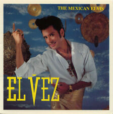 """EL VEZ 'Mexican Elvis 7"""" Near Mint Zeros Presley T. Rex Mac Davis Arthur Crudup"""