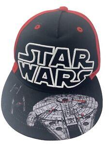 Star Wars Millennium Falcon Snapback Youth Cap Hat