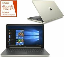 "HP 17"" Non-Touch Laptop A9 8GB 2TB 17-ca0003cy Silver"