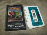 Atari 2600 Supercharger Arcadia Starpath Game Frogger by SEGA Sierra Online RARE
