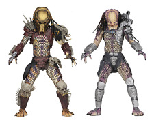 "Predator Bad Blood vs Enforcer 7"" Scale Ultimate Action Figure Two Pack by NECA"