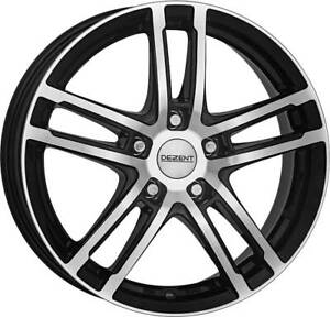 Dezent wheels TZ dark 7.0Jx16 ET40 5x114,3 for Daihatsu Terios 16 Inch rims
