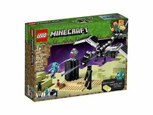Brand New LEGO 21151 Minecraft The Last Battle