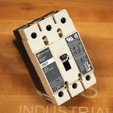 Cutler Hammer Gmcp Circuit Breaker 7 Amp 3 Pole 480 Vac 600 Y / 347 Vac - Used