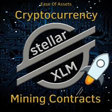 Mining Contract  50+Stellar(XLM)