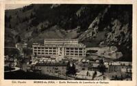 CPA MOREZ du JURA Ecole Nationale de Lunetterie et Optique. (247623)