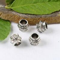 20pcs Tibetan silver vase Spacer Beads  h1134
