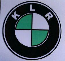 KLR 650 KAWASAKI STICKERS/DECALS green