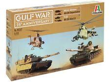 Italeri 1/72 Gulf War 25th Anniversary Battle Set