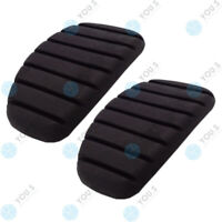 2x Pedal Surface Cover Brake Pedal Clutch Pedal for Renault Clio II 8200183752